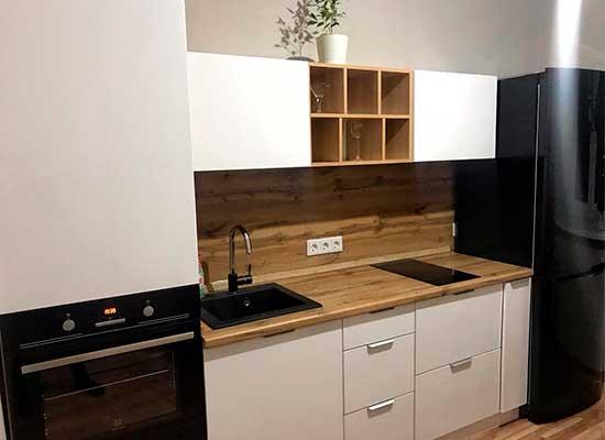 фото Кухня маленькая